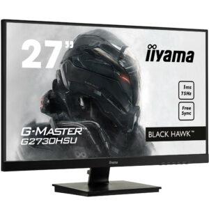 "iiYama G-MASTER G2730HSU-B1 Black Hawk - Moniteur 27"" LED TN"