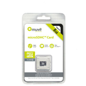 Muvit Carte Micro SD 8 GB