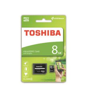 Toshiba Carte Memiore 8 GB
