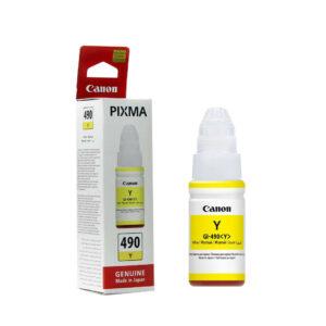 Pixma GI-490 Y
