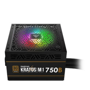 Gamdias Kratos M1-750B RGB - Alimentation PC