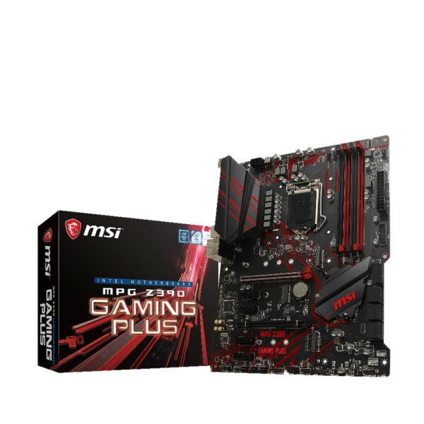 MSI MPG Z390 GAMING PLUS - Carte Mère Gamer