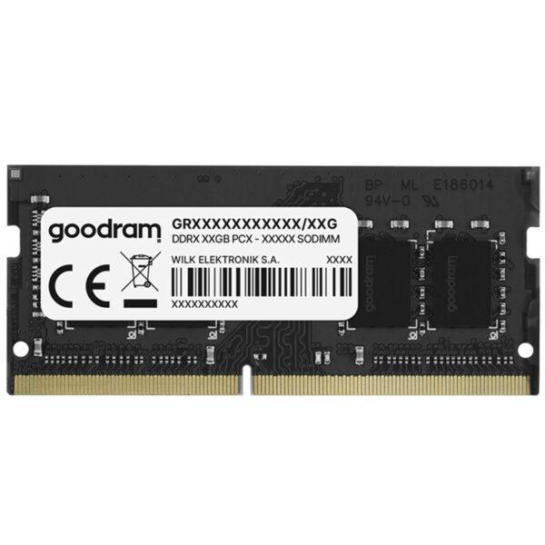 GoodRAM 16GB PC4-19200 SODiMM DDR4 2400Mhz