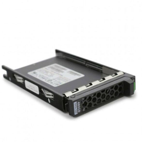 Fujitsu L480 (S26361-F5588-L480) Disque dur SSD 480 GB Sata 6Gb/s
