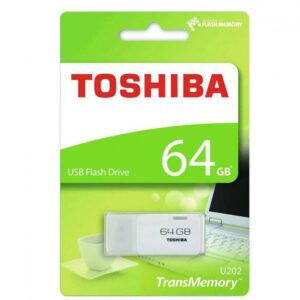 Toshiba TransMemor U202 - Clé Usb 64Go