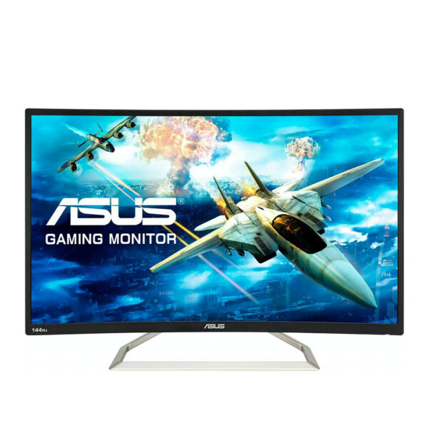 Gaming Monitor ASUS 32 Pouces Full-HD incurvée 144Hz
