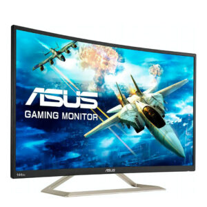 "ASUS 31,5"" Full-HD incurvée 144Hz - Gaming Monitor"