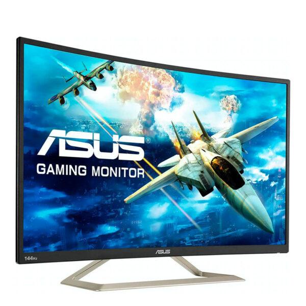 "ASUS 31,5"" Full-HD incurvée 144Hz - Gaming Monitor"