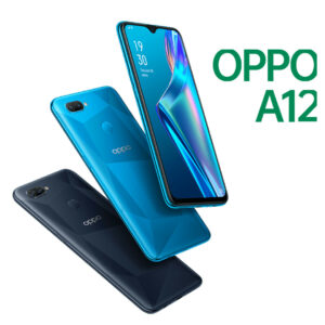 OPPO A12 CPH2083 - 3GB/32GB