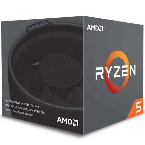 AMD Ryzen 5 2600 Wraith Stealth Edition (3.4 GHz) maroc