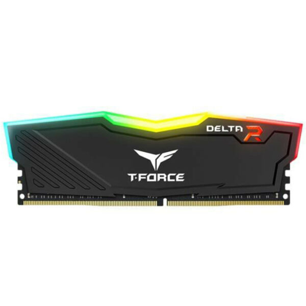 TEAMGROUP T-Force Delta RGB 8GB DDR4 3000 MHz CL16 Blanc
