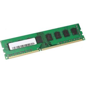 Ram PC Bureau 4GB PC3-12800u 1600 Mhz