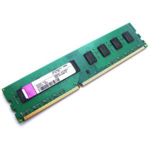 Ram PC Bureau 4GB PC3-10600u 1333 Mhz