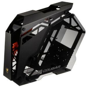 Boîtier PC Gamer Cougar Conquer Noir