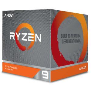 AMD Ryzen 9 3900X Wraith Prism LED RGB (3.8 GHz / 4.6 GHz) maroc