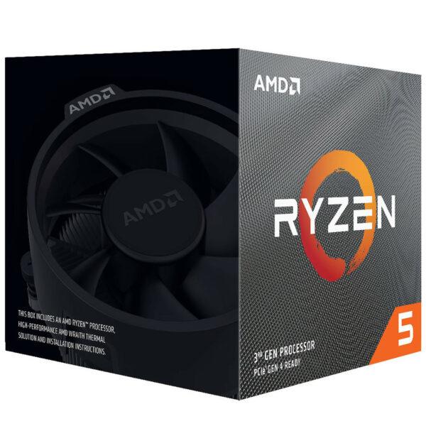 AMD Ryzen 5 3600 Wraith Stealth (3.6 GHz / 4.2 GHz) maroc