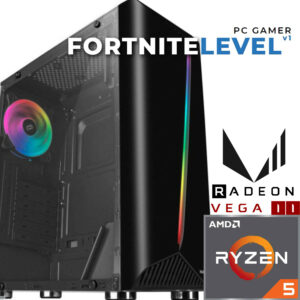 Pc Gamer Fortnite Level v1 - AMD RYZEN™ 5 - 5999 Dhs sur Tera.ma