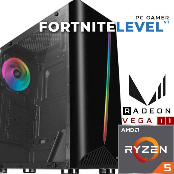 Pc Gamer Fortnite Level v1 - AMD RYZEN™ 5 - 5999 Dhs sur Tera.ma