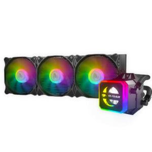 Cougar Helor 360 - CPU Liquide de Refroidissement RGB