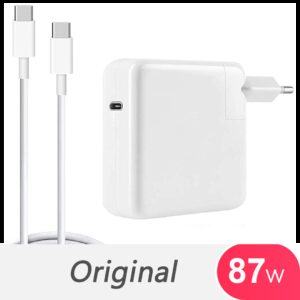 Chargeur Apple MacBook - USB-C 87W