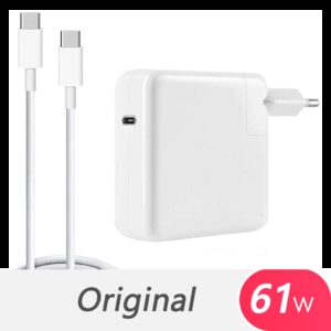 Chargeur Apple MacBook USB-C 61W