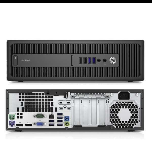 Ordinateur de Bureau HP ProDesk 600 G2 SFF - Core i3 (6th Gen) au maroc sur tera.ma