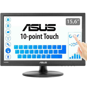 """Asus VT168N - Ecran PC Tactile 15,6 """" Pouces au Maroc"""