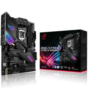 Carte mére ASUS ROG STRIX Z490-E GAMING