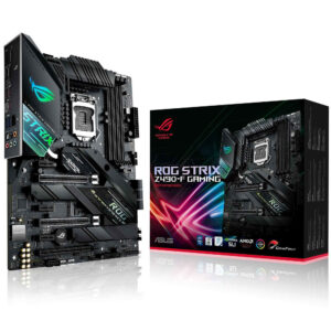 Carte mére ASUS ROG STRIX Z490-F GAMING