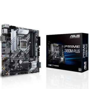 Carte mére ASUS PRIME Z490M-PLUS GAMING