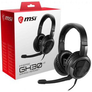MSI Immerse GH30 V2 - Casque Gaming