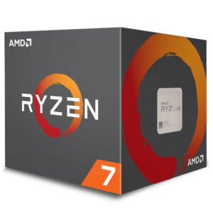 AMD Ryzen 7 2700X Wraith Prism Edition (3.7 GHz)
