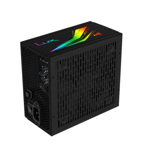 Aerocool LUX RGB 550W - Boite D'alimentation