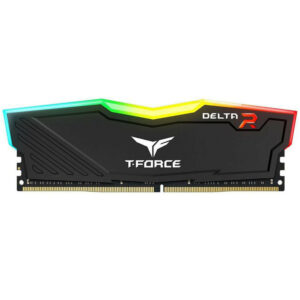 TEAMGROUP T-Force Delta RGB 16GB DDR4 3000 MHz CL16 Noir