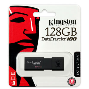 Kingston DataTraveler 100 G3 128Go