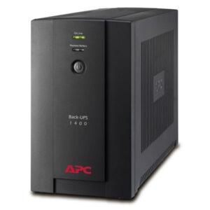 Onduleur APC BACK-UPS 1400VA (BX1400U-FR)