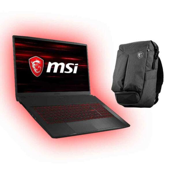 PC Portable Gaming MSI GF75 THIN 10SER-401MA I7