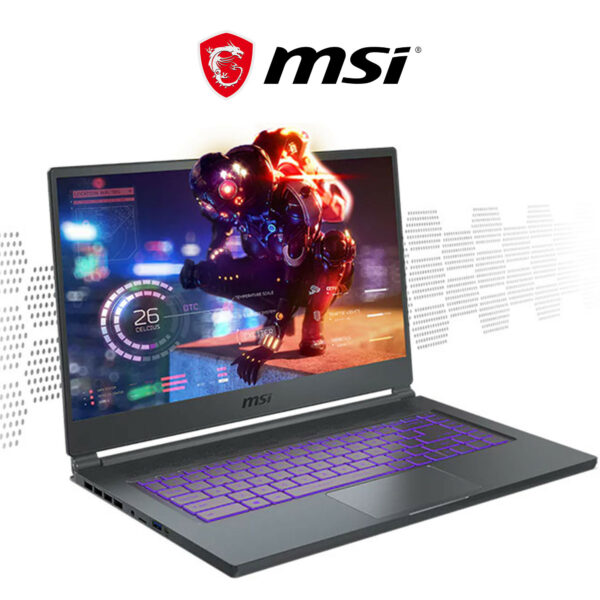PC Portable Gaming MSI STEALTH 15M A11SEK