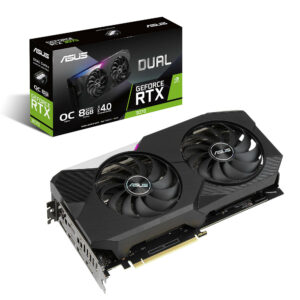 ASUS DUAL GeForce RTX 3070 O8G