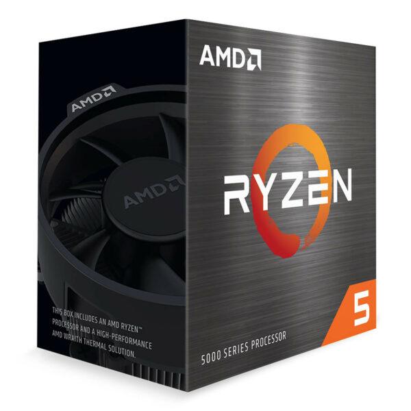 Processeur AMD Ryzen 5 5600X 3.7 GHz - Tera.ma