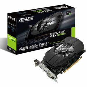 """ASUS GeForce GTX 1050 Ti 4GB CARTE M""""re"""