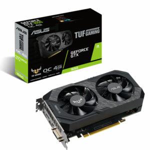 ASUS TUF Gaming GeForce® GTX 1650 OC