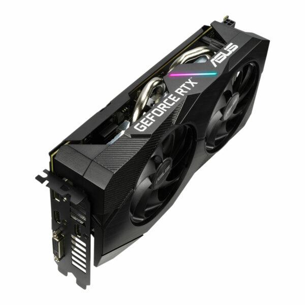 ASUS GeForce® DUAL RTX 2060 O6G