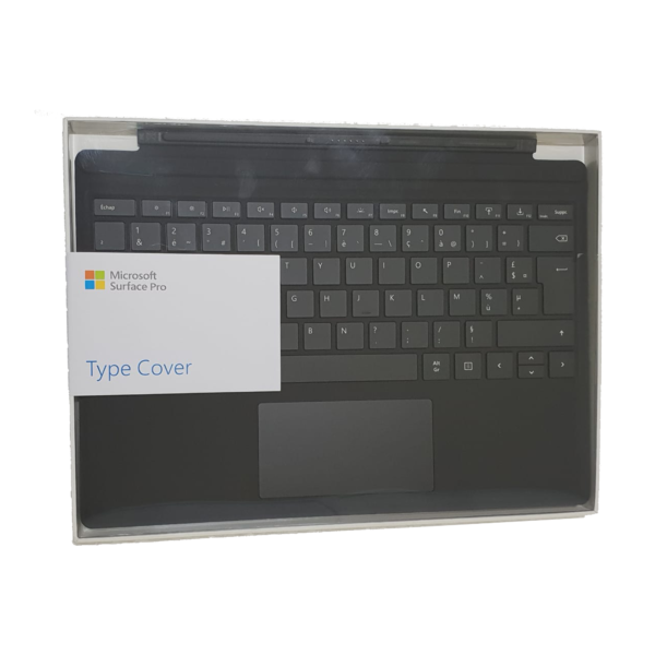 Microsoft Surface Pro Type Cover Noir (1725)