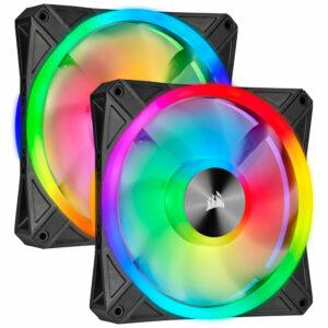 CORSAIR QL SERIES QL140 RGB (PAR 2) - Ventilateur boîtier