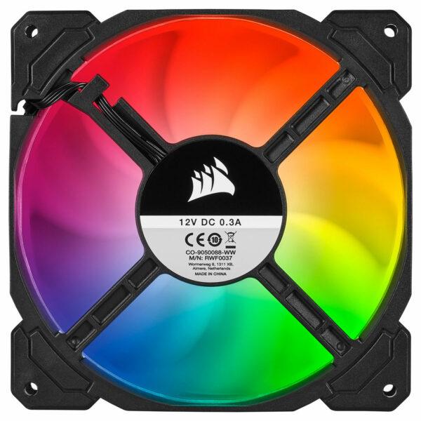 CORSAIR SP120 RGB PRO - Ventilateur boîtier RGB
