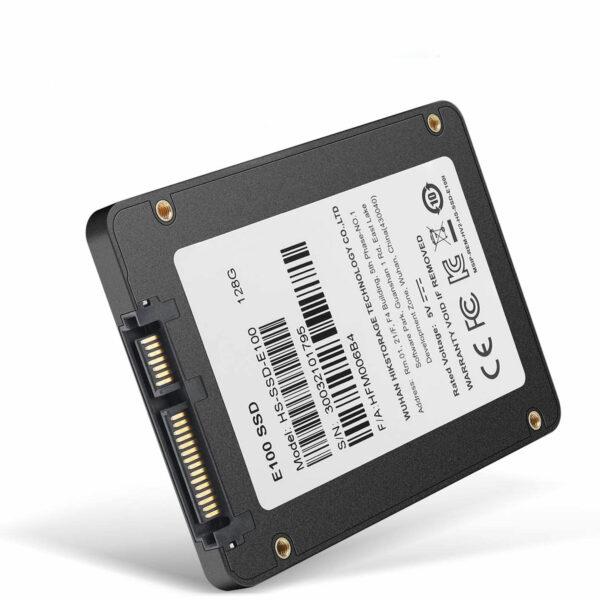 HIKVISION E100 128GB SSD DISQUE DUR INTERNE 2.5″